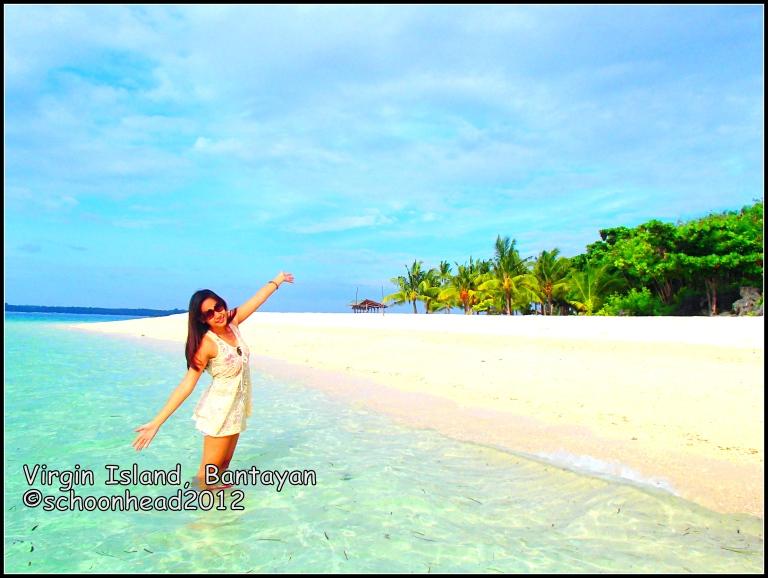 Welcome to Virgin Island, Bantayan